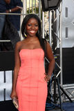 Camille Winbush arrives at the  Royalty Free Stock Photography