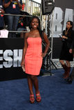 Camille Winbush arrives at the  Stock Photography