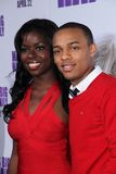 Camille Winbush,Bow Wow. Camille Winbush, Bow Wow  at the Los Angeles Screening of Tyler Perry's Madea's Big Happy Family. Arclight Theater, Hollywood, CA. 04-19 Stock Photos