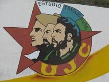 Camillo, Fidel, Che Stock Photo