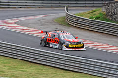 Camilo Black Racing Stock Car Interlagos Brazil Stock Photo