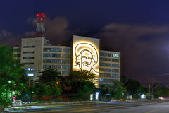 Camilo Cienfuegos Portrait - Αβάνα, Κούβα Στοκ φωτογραφία με δικαίωμα ελεύθερης χρήσης