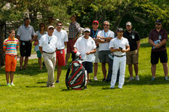 Camilo Villegas at the Memorial Tournament Royalty Free Stock Images