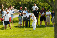 Camilo Villegas at the Memorial Tournament Royalty Free Stock Image