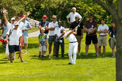 Camilo Villegas at the Memorial Tournament Stock Photos