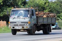 Camión de Tailandia Forest Industry Organization Fotografía de archivo