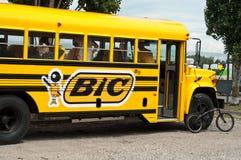 Camión del Bic Imagen de archivo libre de regalías