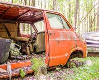 Camión del trabajo Imagen de archivo