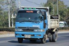 Camión volquete de Payawan Transport Company Fotografía de archivo libre de regalías