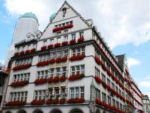 Caminando alrededor del centro de Munich, Baviera, Alemania imagen de archivo libre de regalías