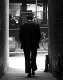 Caminante imagen de archivo libre de regalías