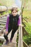 Caminante joven Imagen de archivo