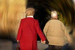 Caminata Fotografía de archivo libre de regalías