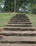 Caminata de piedra Imagen de archivo libre de regalías