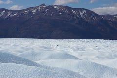 Caminata 2 del glaciar foto de archivo libre de regalías