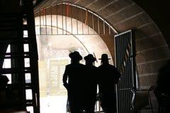 Caminata occidental de la pared Fotografía de archivo