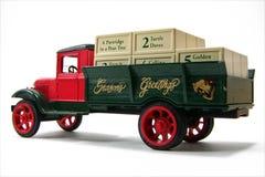 Caminhão 1 do feriado dos cumprimentos das estações Imagens de Stock