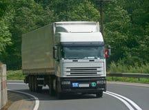 Caminhão Fotografia de Stock