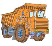 Caminhão ilustração do vetor