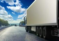 Caminhão Foto de Stock