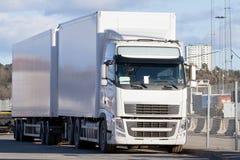 Caminhão. Fotografia de Stock