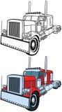 Caminhão Ilustração Stock