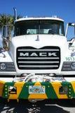 Caminhão americano Fotografia de Stock