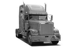 Caminhão americano Foto de Stock