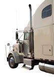 Caminhão branco. fotografia de stock royalty free