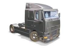 Caminhão cinzento Ilustração Royalty Free