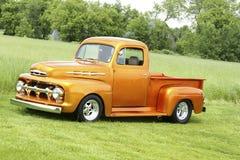Caminhão clássico fotografia de stock