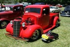 Caminhão clássico Fotografia de Stock Royalty Free