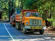Caminhão com Endloader Imagens de Stock