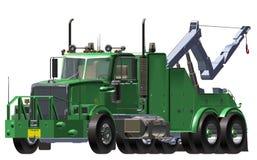 Caminhão da avaria Ilustração Royalty Free