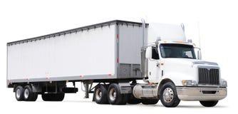 Caminhão da carga. fotos de stock royalty free