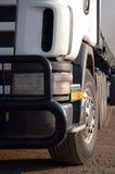 Caminhão da carga Fotografia de Stock