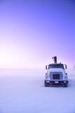 Caminhão da construção Fotografia de Stock