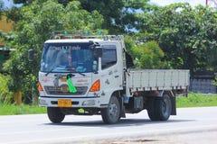 Caminhão da empresa do transporte da KYD Fotografia de Stock Royalty Free