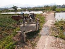 Caminhão da lama Fotos de Stock