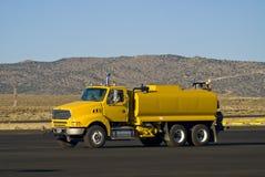 Caminhão de combustível Foto de Stock Royalty Free
