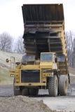 Caminhão de descarga imagem de stock royalty free