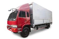 Caminhão de entrega Fotografia de Stock Royalty Free