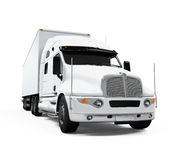 Caminhão de entrega da carga ilustração royalty free