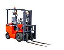 Caminhão de Forklift imagem de stock