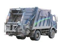 Caminhão de lixo Fotos de Stock Royalty Free