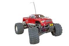 Caminhão de monstro controlado de rádio ilustração royalty free