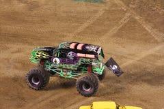 Caminhão de monstro - Gravedigger Imagem de Stock