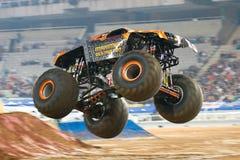 Caminhão de monstro máximo da destruição Imagem de Stock Royalty Free