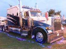Caminhão de Peterbuilt Foto de Stock