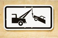 Caminhão de reboque Fotografia de Stock Royalty Free